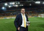 أنجي بوستيكوجلو مدرب منتخب استراليا لكرة القد